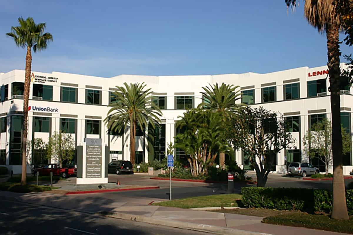 Photo of Ames Construction California office